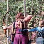 archery women