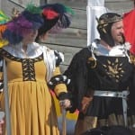couple at pennsic